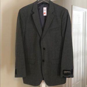 Banana Republic suit coat
